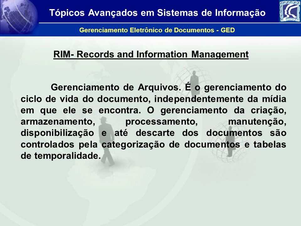 RIM- Records and Information Management
