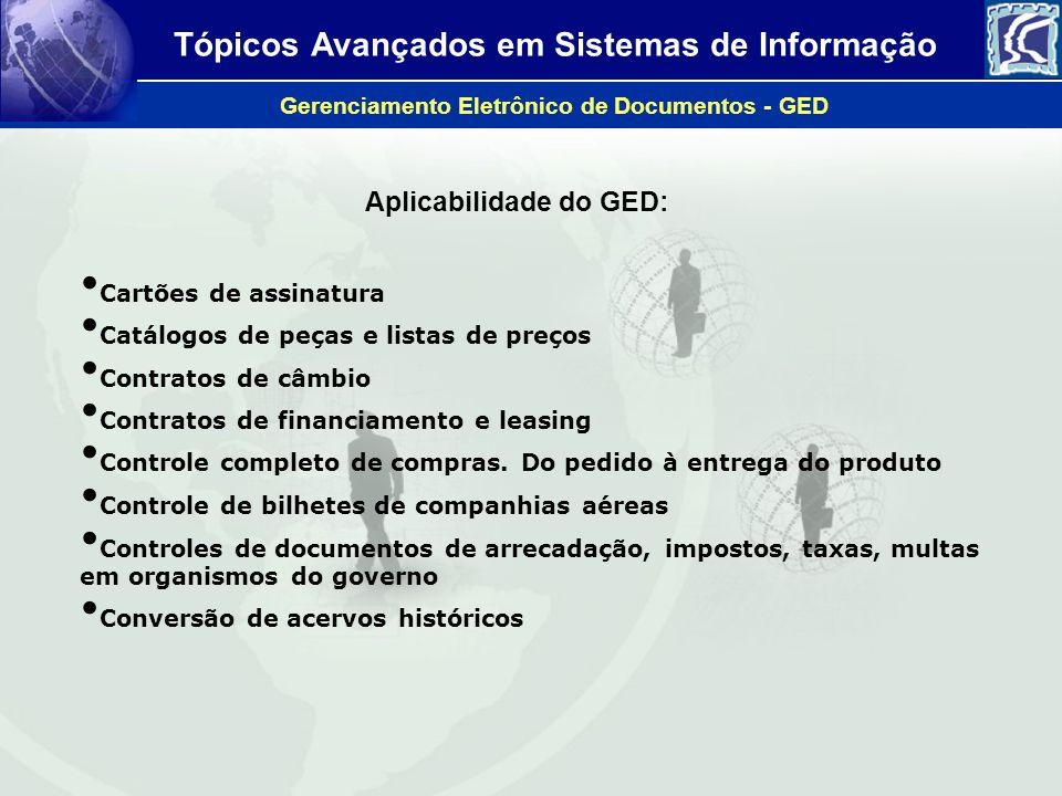 Aplicabilidade do GED:
