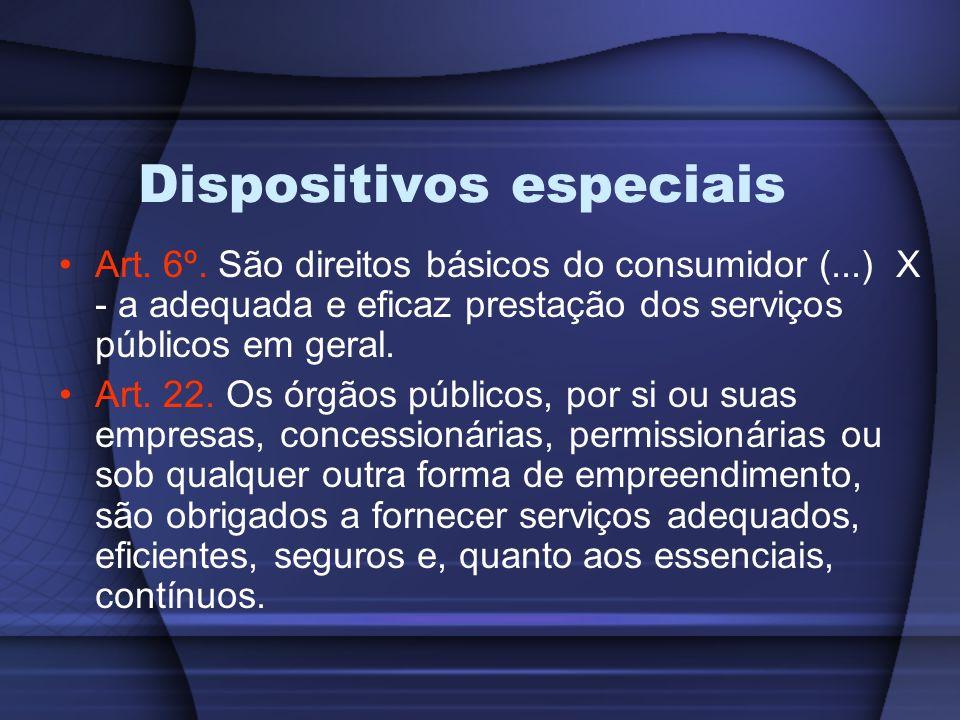 Dispositivos especiais