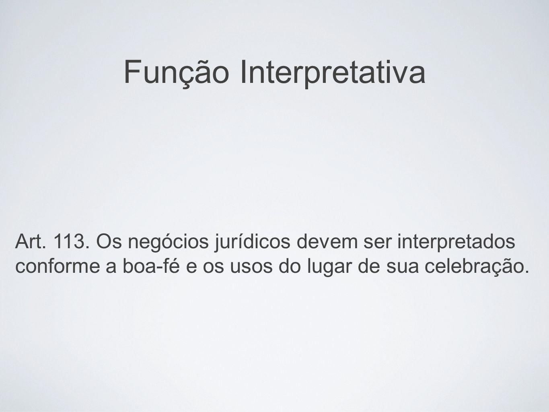 Função Interpretativa