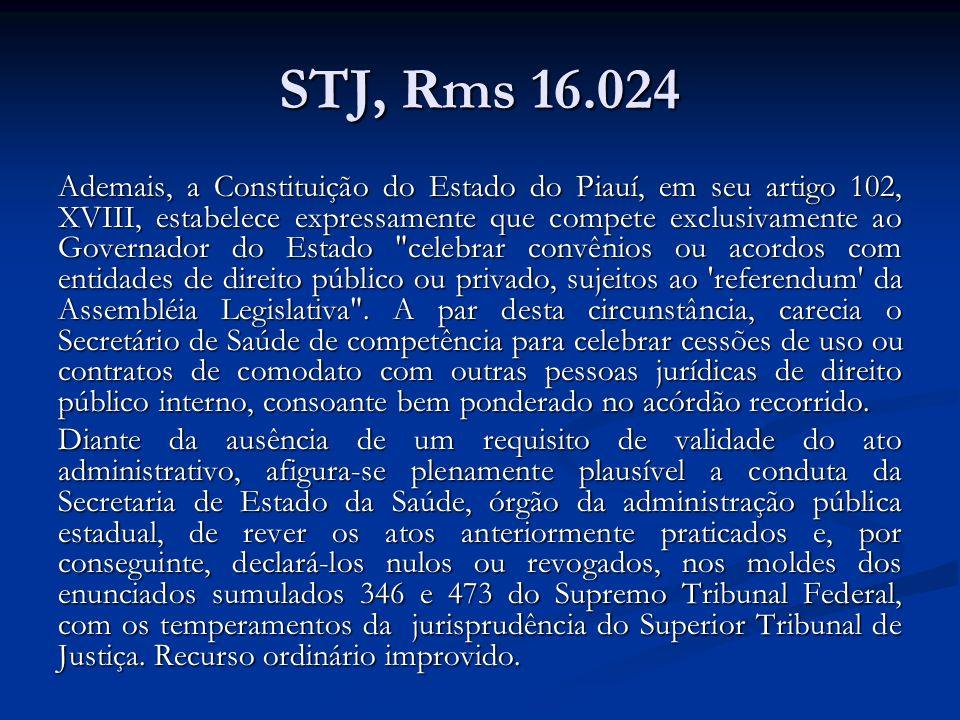 STJ, Rms 16.024
