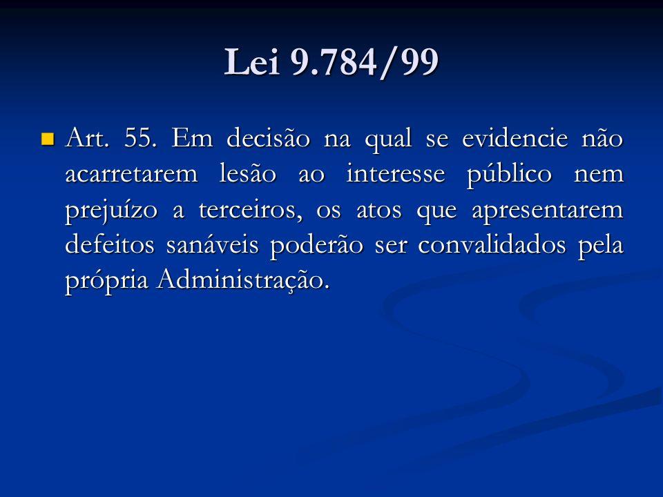 Lei 9.784/99
