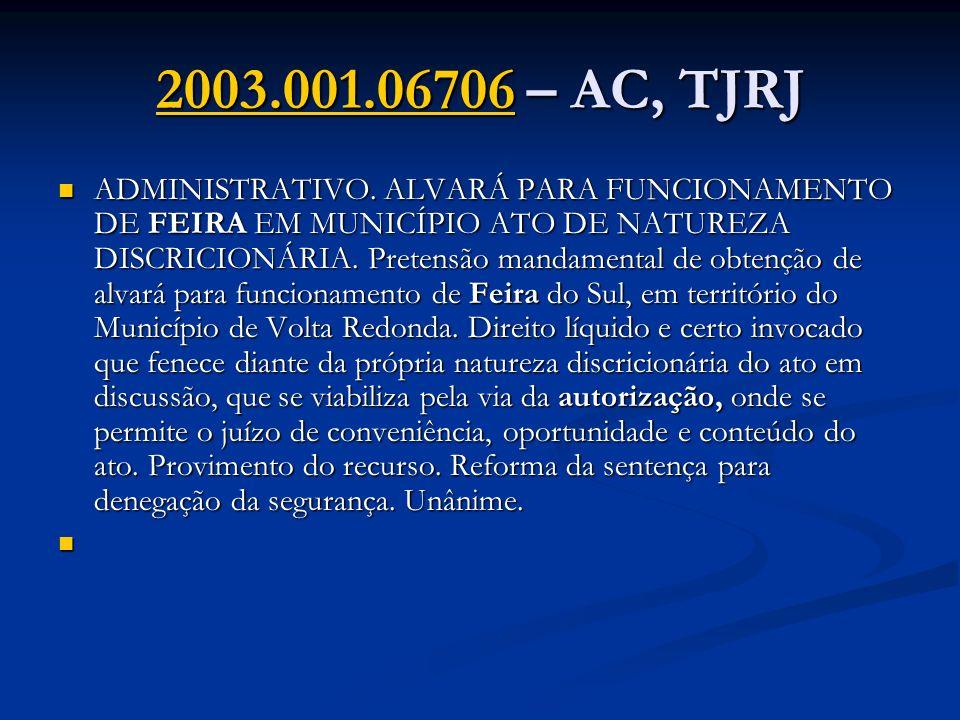 2003.001.06706 – AC, TJRJ