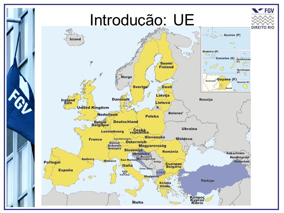 Introdução: UE