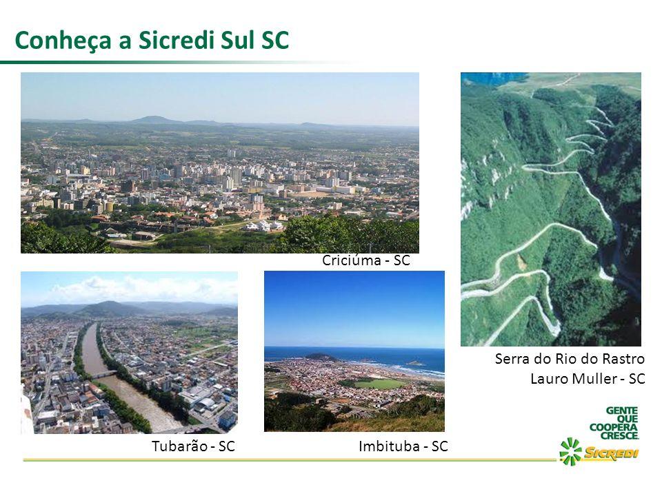 Conheça a Sicredi Sul SC