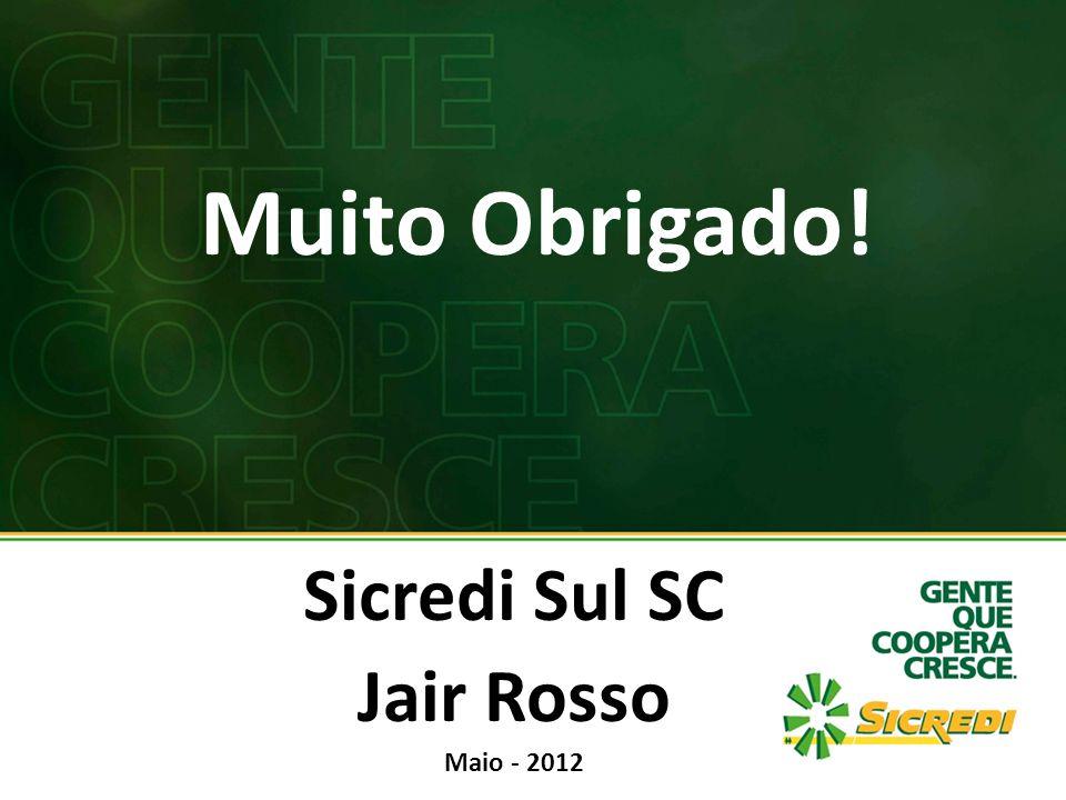 Sicredi Sul SC Jair Rosso Maio - 2012