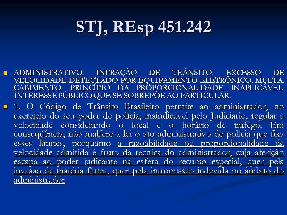 STJ, REsp 451.242