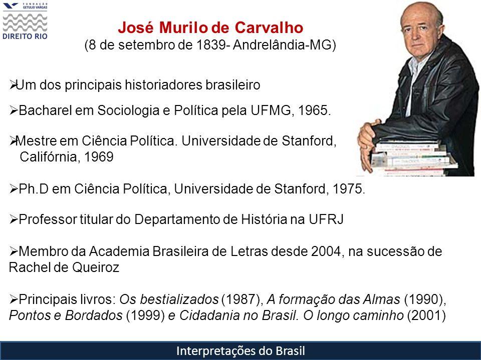 José Murilo de Carvalho