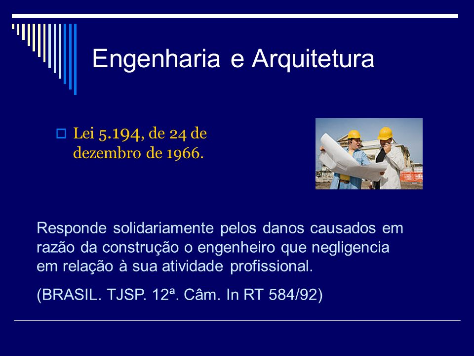 Engenharia e Arquitetura