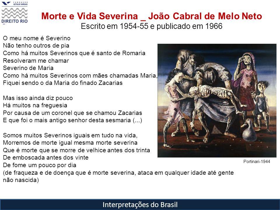 Morte e Vida Severina _ João Cabral de Melo Neto