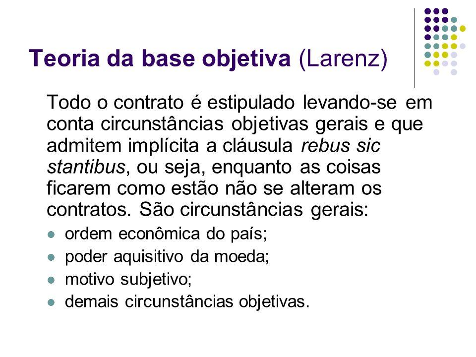Teoria da base objetiva (Larenz)
