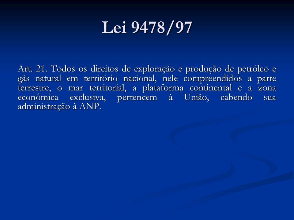 Lei 9478/97