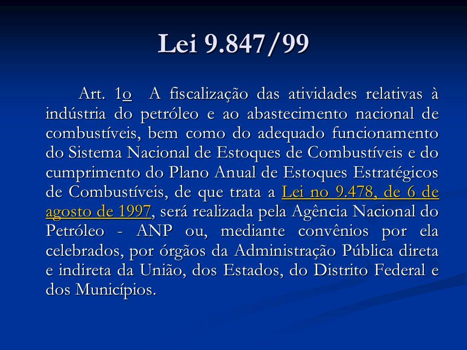 Lei 9.847/99