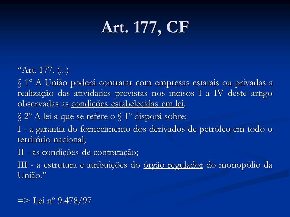 Art. 177, CF Art. 177. (...)