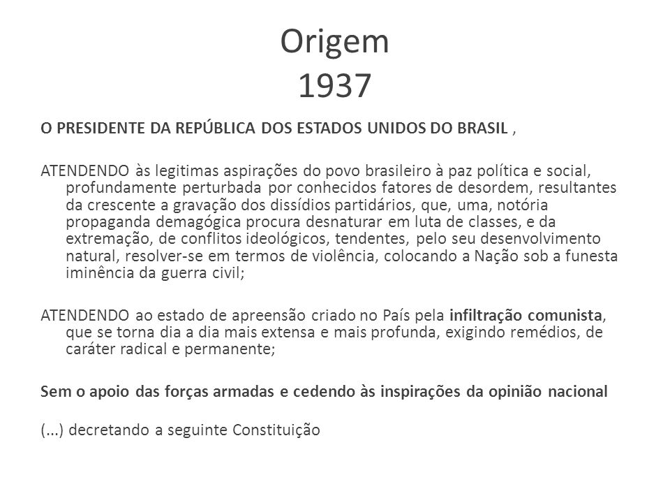Origem 1937