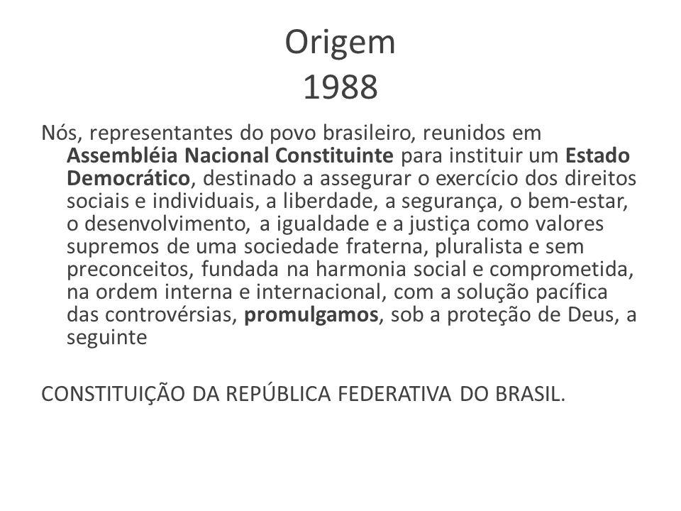 Origem 1988