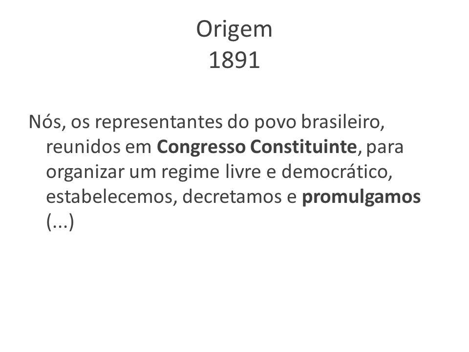 Origem 1891