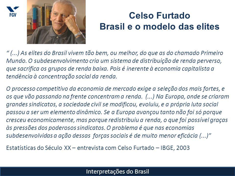 Brasil e o modelo das elites