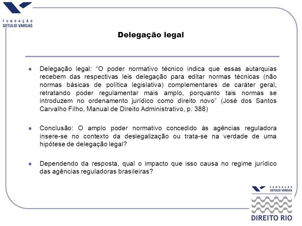 Delegação legal