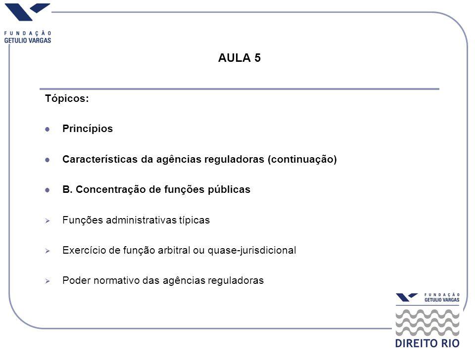 AULA 5 Tópicos: Princípios