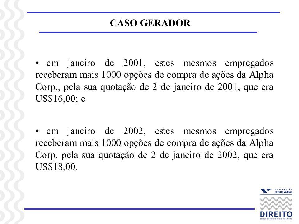 CASO GERADOR