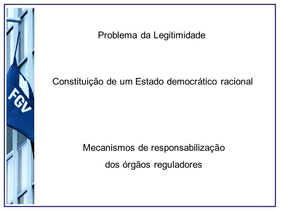 Problema da Legitimidade