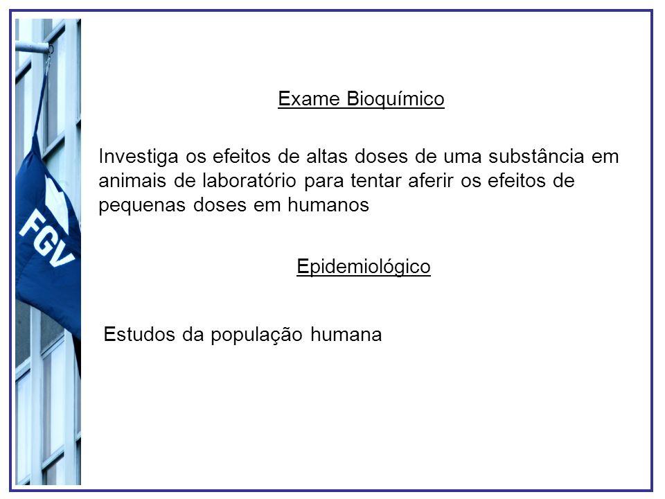 Exame Bioquímico
