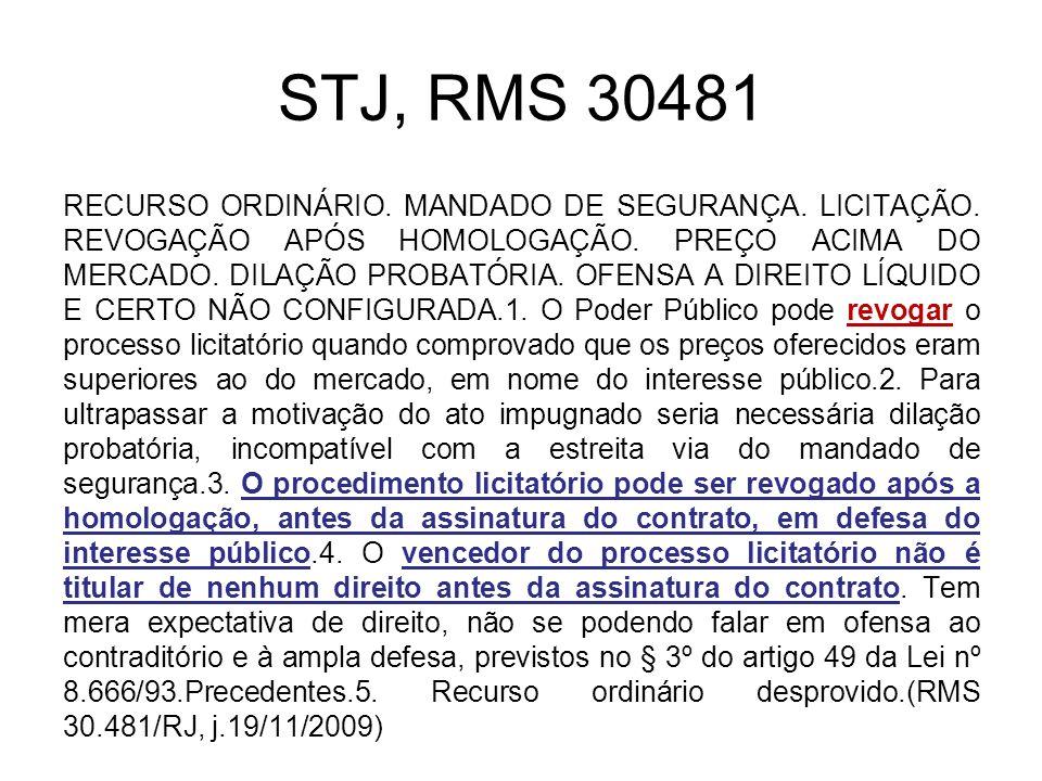 STJ, RMS 30481