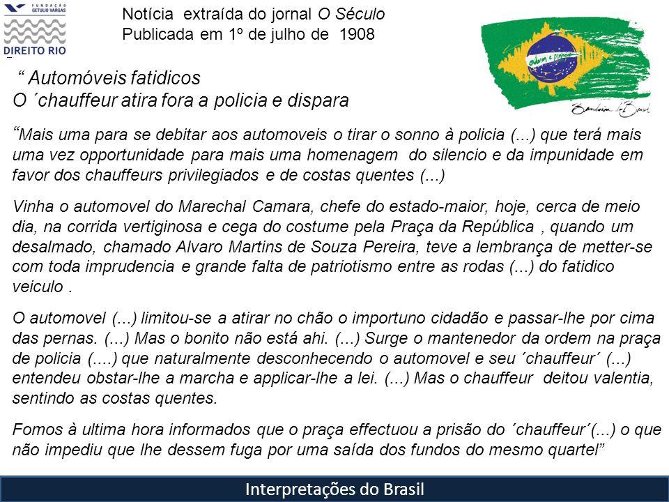 Interpretações do Brasil