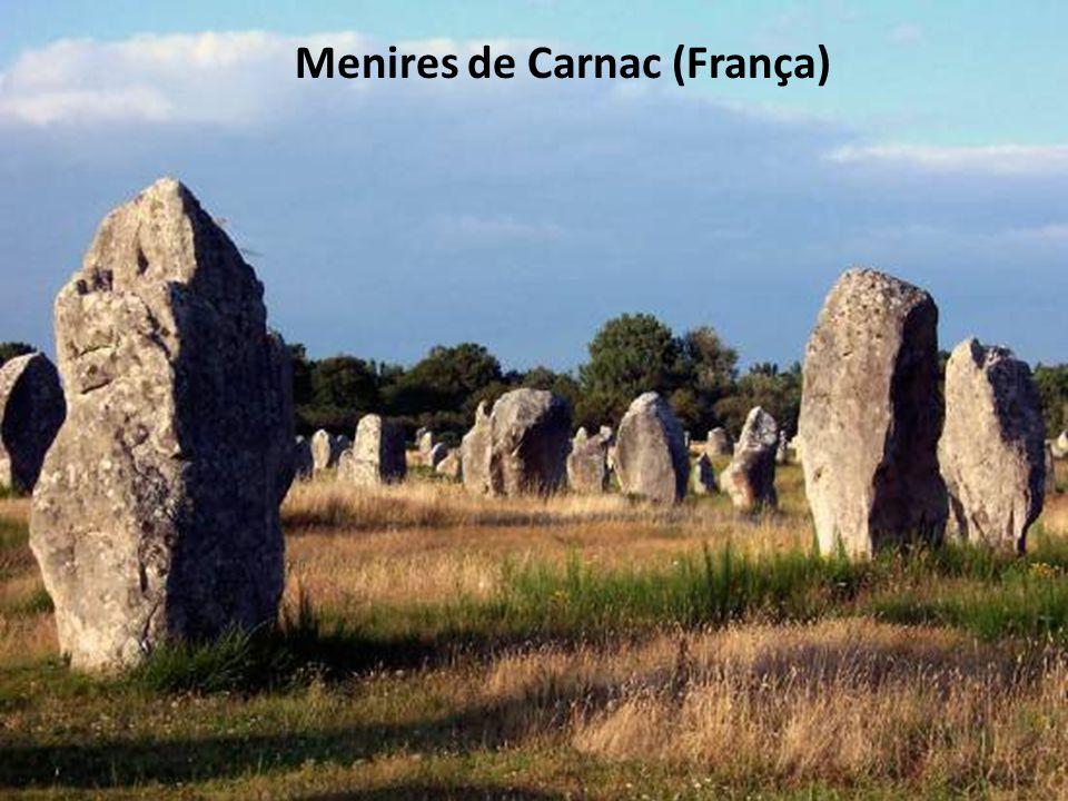 Menires de Carnac (França)