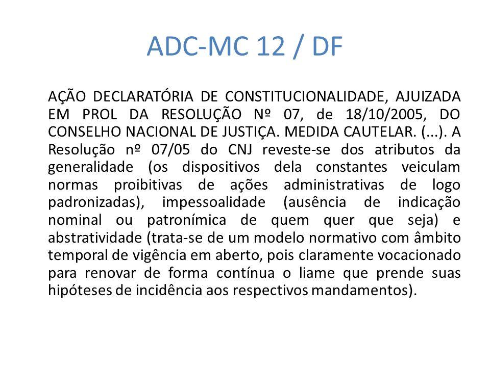 ADC-MC 12 / DF