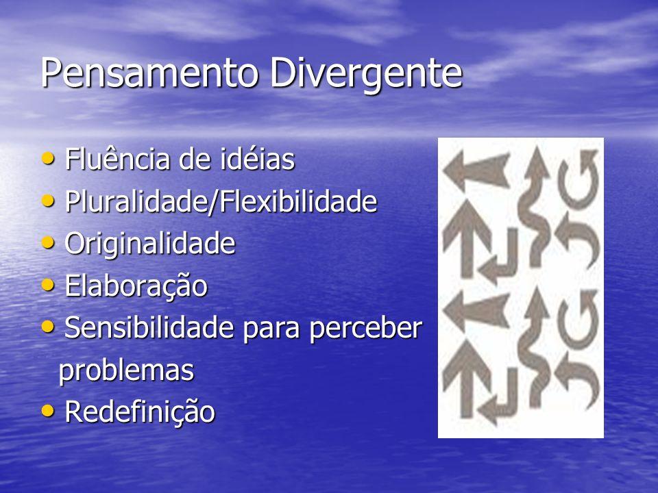 Pensamento Divergente