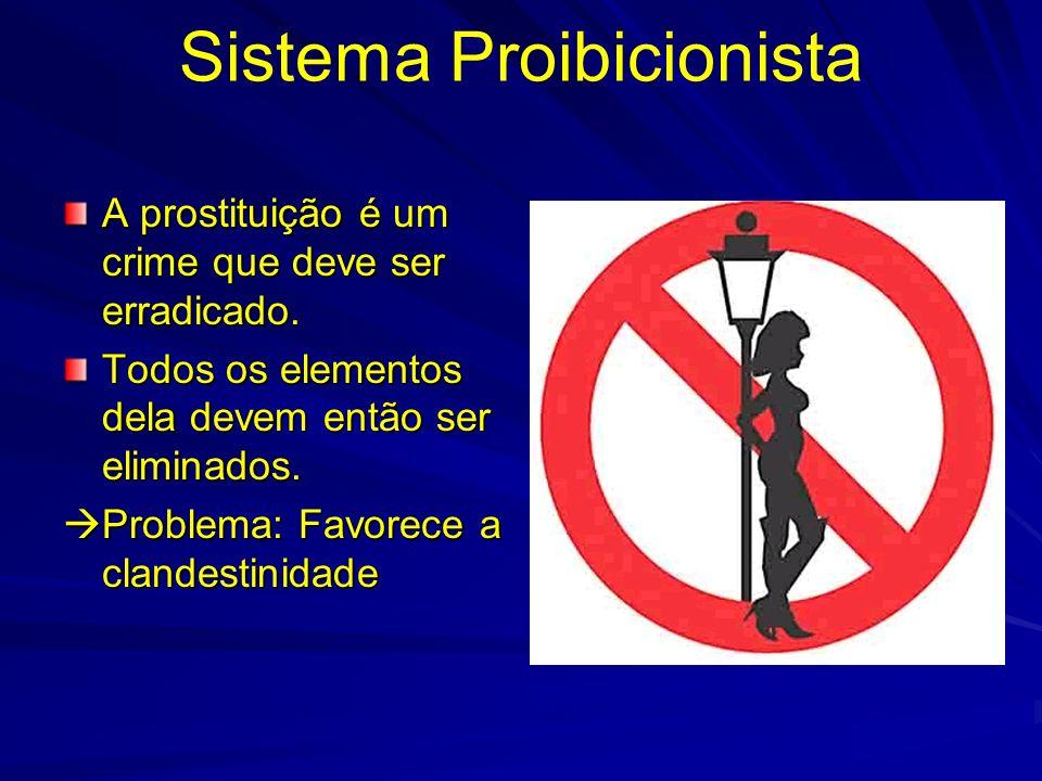 Sistema Proibicionista