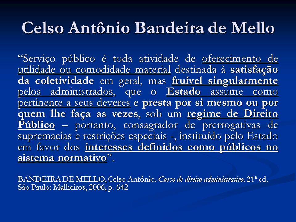 Celso Antônio Bandeira de Mello