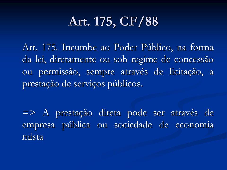 Art. 175, CF/88
