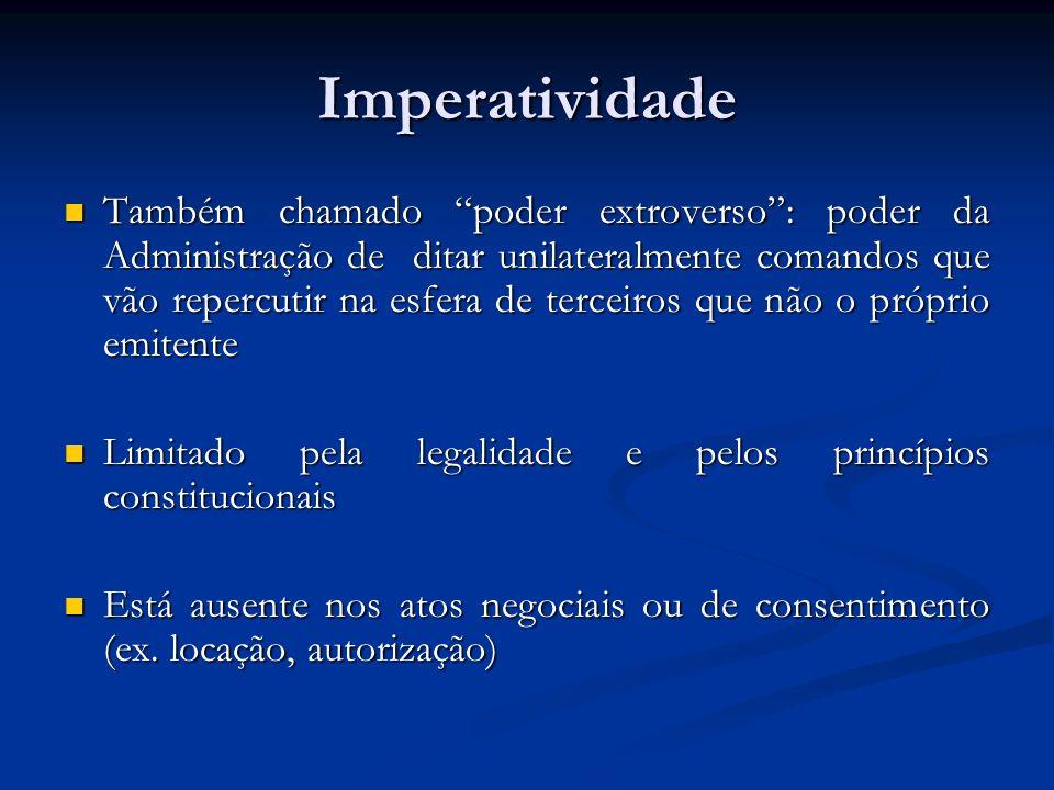Imperatividade