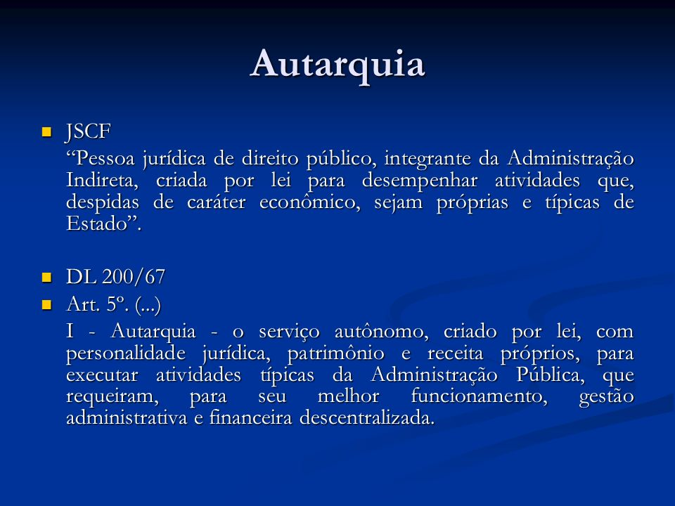 AutarquiaJSCF.