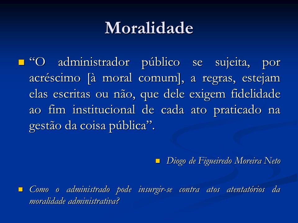Moralidade
