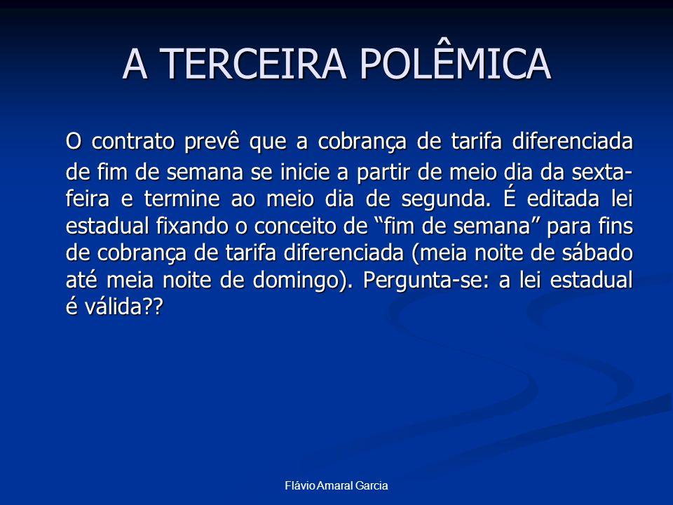 A TERCEIRA POLÊMICA