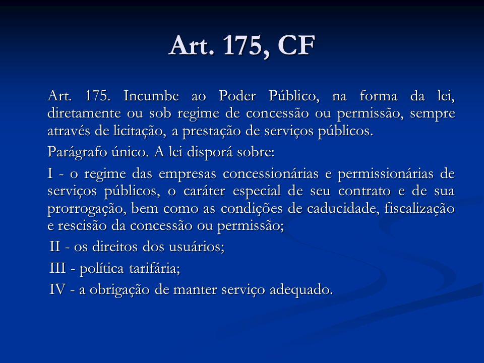 Art. 175, CF