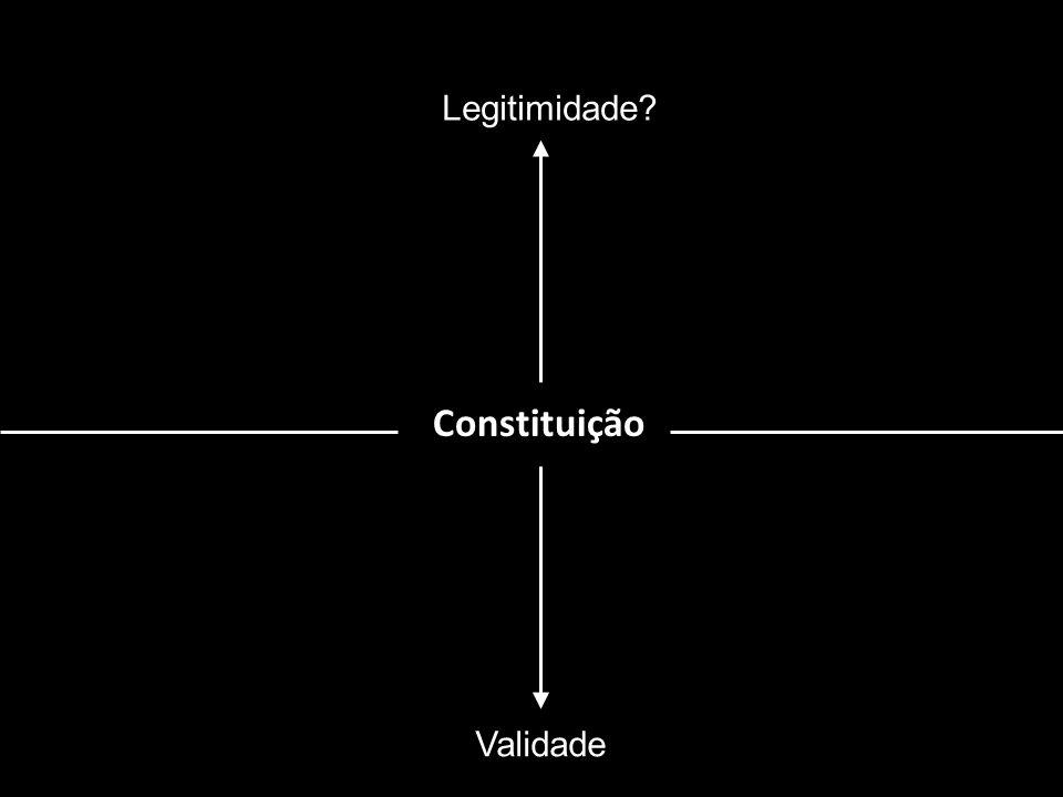 Legitimidade Constituição Validade