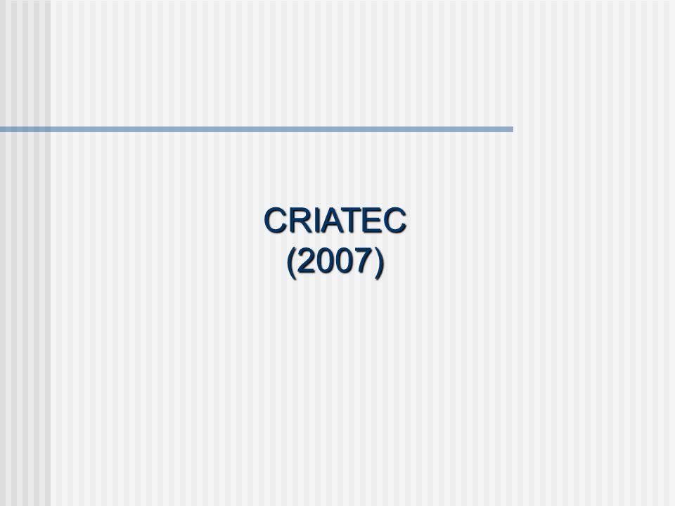 CRIATEC (2007)