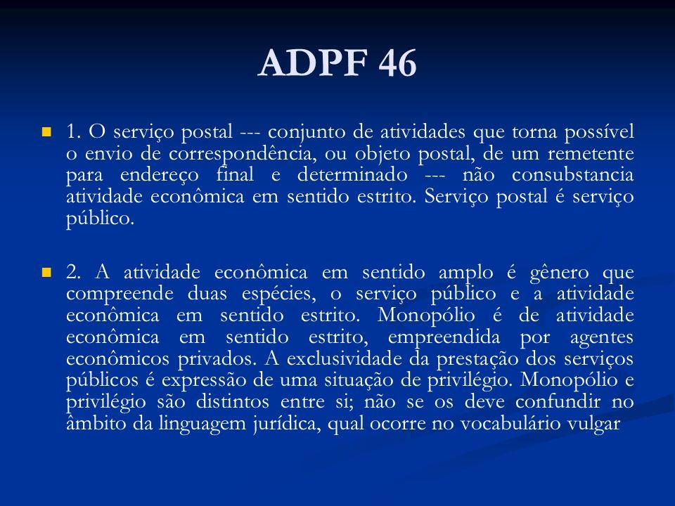 ADPF 46