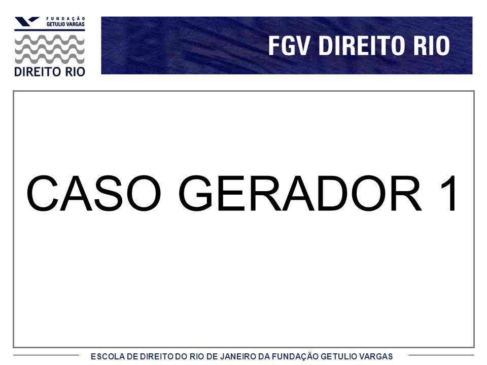 CASO GERADOR 1
