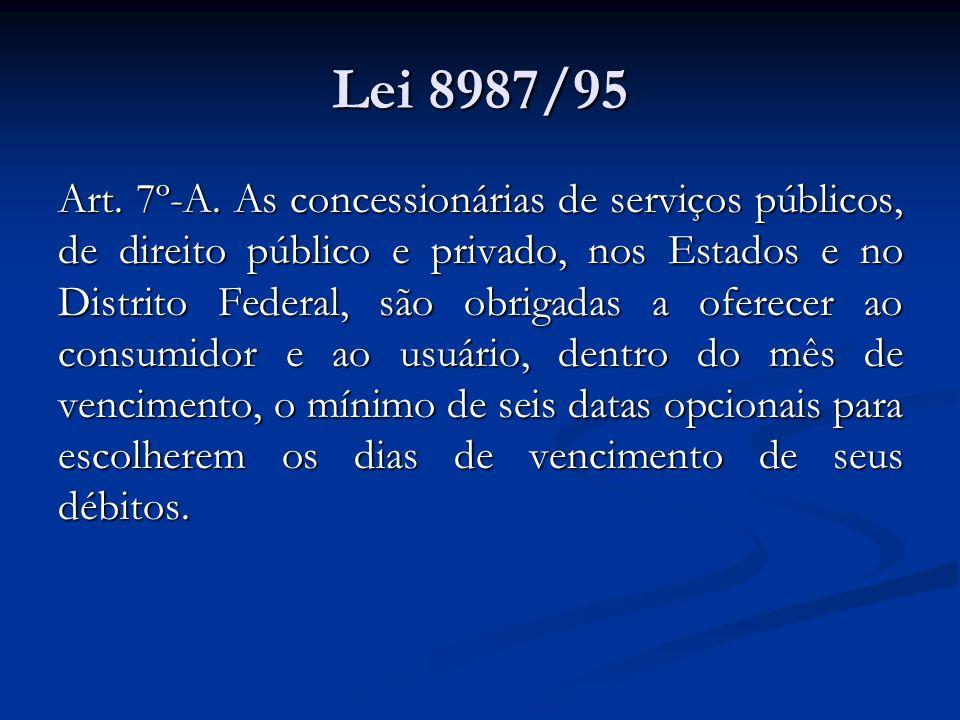 Lei 8987/95