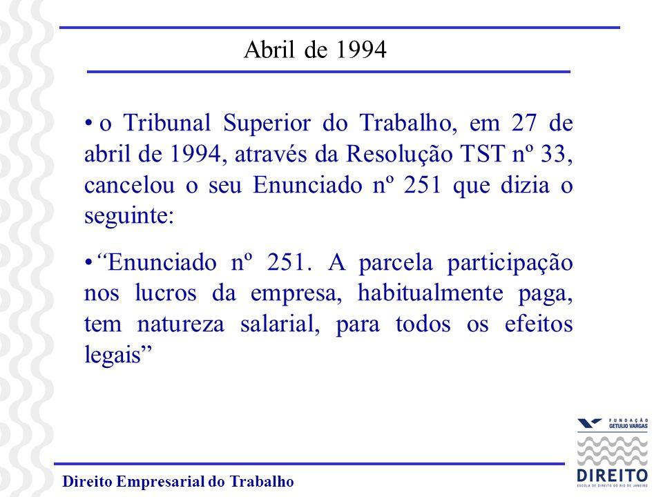 Abril de 1994