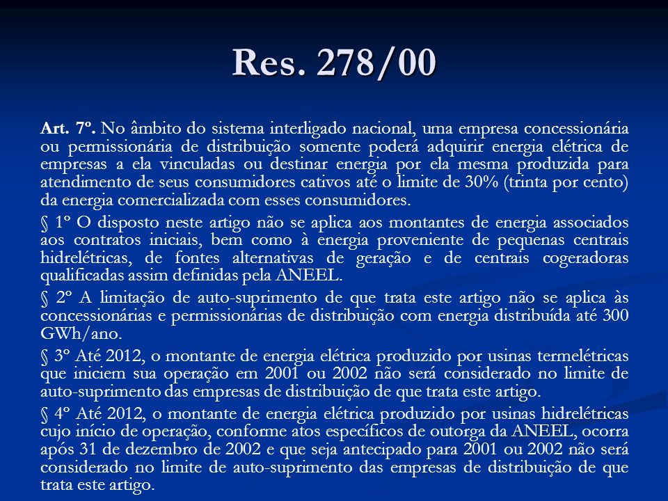 Res. 278/00