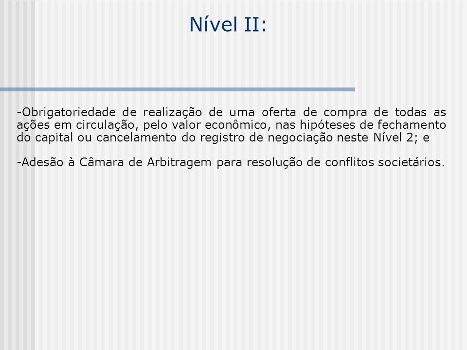 Nível II: