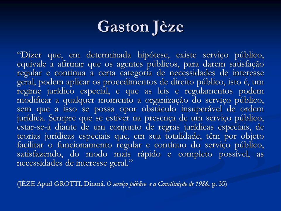 Gaston Jèze