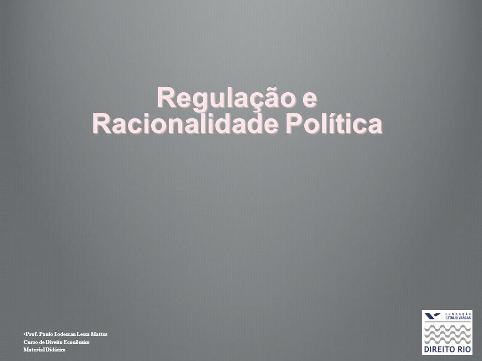 Regulação e Racionalidade Política